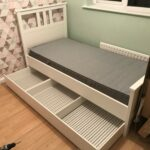 'HEMNES' Bed from IKEA